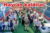 Rotary üyeleri Alanya'da toplandı