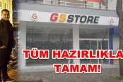 GS Store Alanya'da kapılarını açıyor