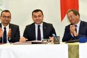 AHEP ve AÜ ortak protokol imzaladılar