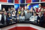 Bahçeşehir'den televizyon ziyareti