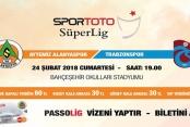 Trabzon maçı biletleri satışa çıktı