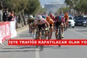 Alanya Elite Erkekler Bisiklet Yarışı başlıyor