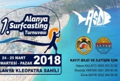 Alanya Surfcasting Turnuvası başlıyor
