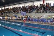 Alanya'da 23 Nisan yüzme yarışları