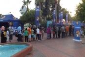 Turkcell Alanya'da 2500 kişiye iftar verdi