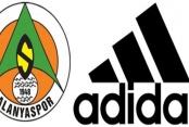 Alanyaspor Adidas'la anlaştı