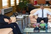 Çavuşoğlu'ndan 'Hayırlı Olsun' ziyaretleri