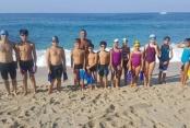 ASAT'tan yüzme dersleri