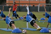 Alanyaspor, Antalyaspor'a hazırlanıyor