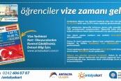 Antalya Büyükşehirden öğrencilere önemli çağrı
