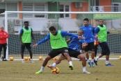Alanyaspor, Kayserispor maçına sağlam hazırlanıyor