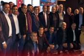 Alanyadaki Kahramanmaraşlılarda yeni başkan dönemi