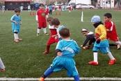 Belediyespor Kış Futbol Okulu'na Alanya'dan yoğun ilgi