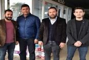 CHP'li gençler saha çalışmalarına start verdi