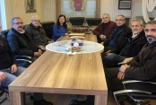 Dostlar Grubu'ndan AGC'ye ziyaret
