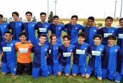 U17 Futbol Takımı Play Off'a kaldı