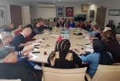 Alanyalı kadınlar 8 Mart için toplandı