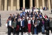 ADD Alanya'dan Anıtkabir ziyareti