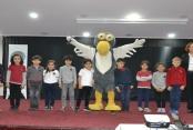 Yazar Aydoğan Yavaşlı Öhep'li öğrencilerle buluştu