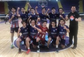 Bahçeşehir Alanya Türkiye finallerinde