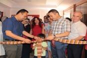Yüzlerce el emeği göz nuru  Kültür Merkezinde ziyarete açıldı