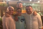 Başkan Yücel'in oğlu Emir'e sürpriz kutlama