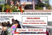 Türkler Güzel Sanatlar Lisesi yetenekli gençleri arıyor