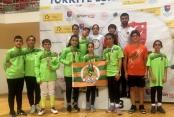 Eskrim takımımız Konya'dan 5 madalyayla döndü