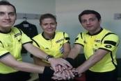 Kestelspor maçına FİFA kokartlı bayan hakem