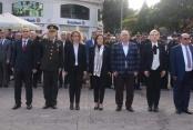 Alanya şehitleri Çanakkale'de anıldı
