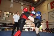 İller arası Muay Thai  'Hasan Karlı'' Şampiyonası sona erdi'