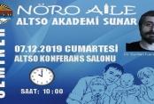 ALTSO AKADEMİ'den 'NÖRO AİLE' semineri