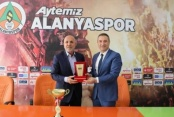 Şampiyonlardan Alanyaspor'a ziyaret