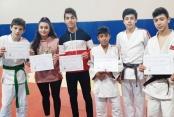 Alanyalı judoculardan 4 madalya