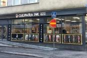 Cleoparta Ink Tatto Finlandiya'ya şube açtı