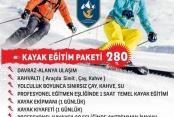 Kayak artık pahalı bir spor değil!