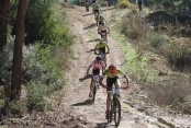 Vole Alanya Dağ Bisiklet Yarışı yapıldı