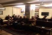 Türk Ocakları'ndan 'İmameddin Nesimi' sohbetleri