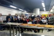 Usta şefler, yöresel tatları Alanya HEP Üniversitesinde tattılar