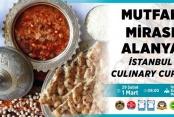 Alanya Belediyesi Uluslararası İstanbul Culinary Cup'a katılacak