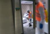 Büyükşehir ALKÜ'yü dezenfekte etti
