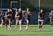 Alanyaspor, Başakşehir hazırlıklarına hız verdi
