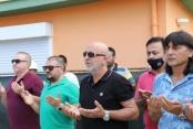 Alanyaspor'un yeni alt yapı binası için dua töreni