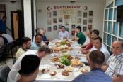 Alanya MHP kahvaltıda biraraya geldi