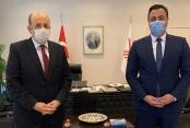Rektör Kalan'dan YÖK Başkanı Saraç'a ziyaret