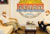 ALTSO'da gündem imatlatçılar sanayi sitesi