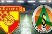 Göztepe Alanyaspor maçı ertelendi
