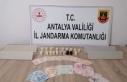 Antalya'da kumar operasyonu: 7 kişiye 37 bin 702...