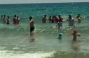 Alanya'da bir saat içinde boğulma tehlikesi...