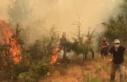 Gündoğmuş cayır cayır yanmaya devam ediyor!
